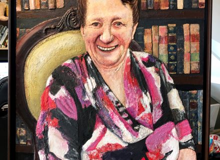 Archibald entry - Mrs Lesley Pike